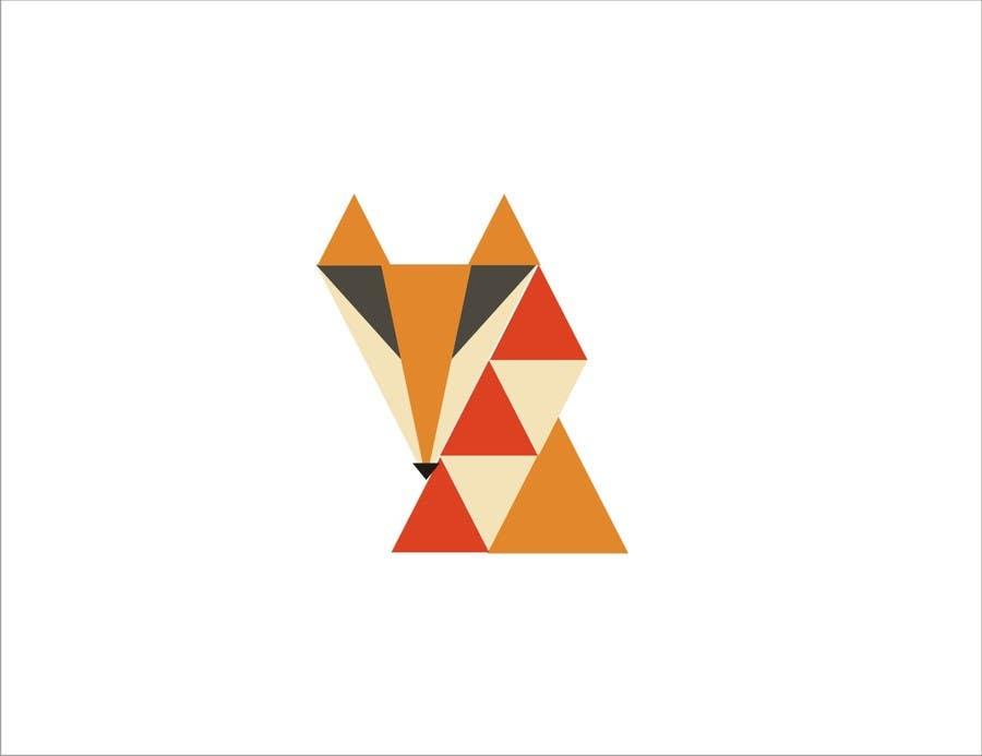 Bài tham dự cuộc thi #13 cho Unique and Awesome Fox Vector Logo