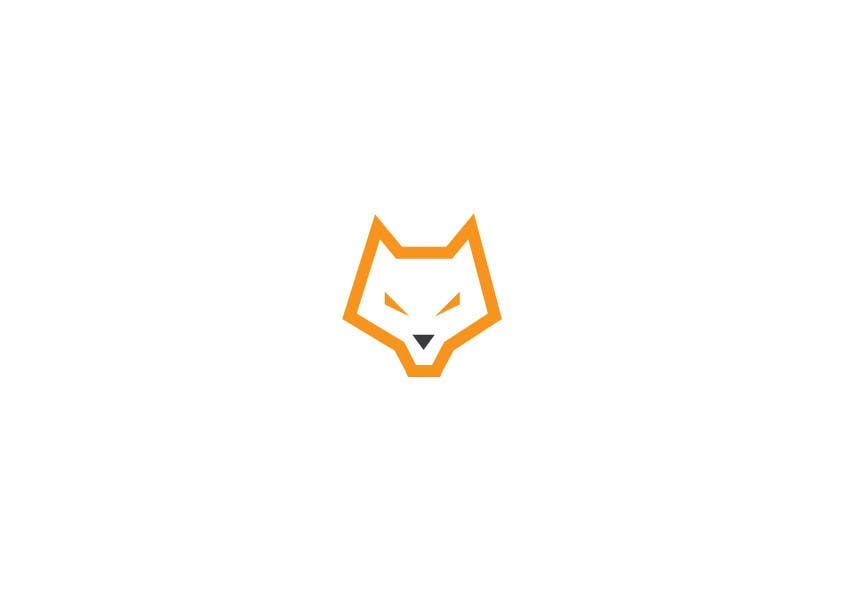 Bài tham dự cuộc thi #37 cho Unique and Awesome Fox Vector Logo
