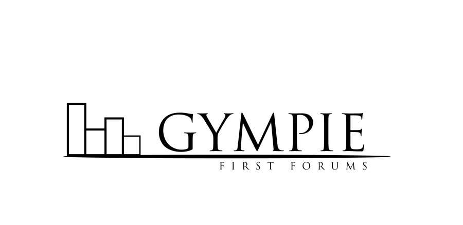 Proposition n°3 du concours Design a Logo for Gympie First Forums