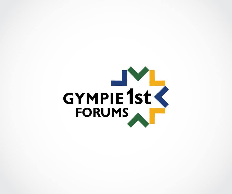 Konkurrenceindlæg #18 for Design a Logo for Gympie First Forums