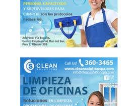 Nro 13 kilpailuun Design a Banner - Cleaning Company käyttäjältä jassna