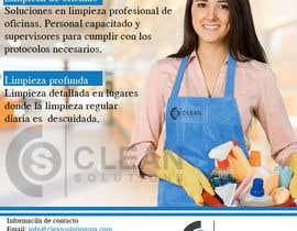 Nro 9 kilpailuun Design a Banner - Cleaning Company käyttäjältä maidang34