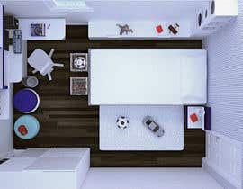 #43 for Design Realistic Room af chiarabellini
