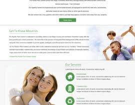 Nro 9 kilpailuun Homepage Design Mockup käyttäjältä ravinderss2014