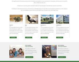 Nro 4 kilpailuun Homepage Design Mockup käyttäjältä webidea12