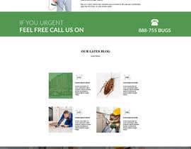 Nro 20 kilpailuun Homepage Design Mockup käyttäjältä olanloco