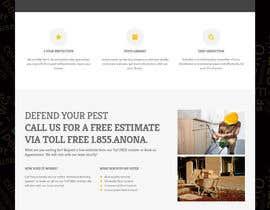 Nro 2 kilpailuun Homepage Design Mockup käyttäjältä IntelligentAppSl
