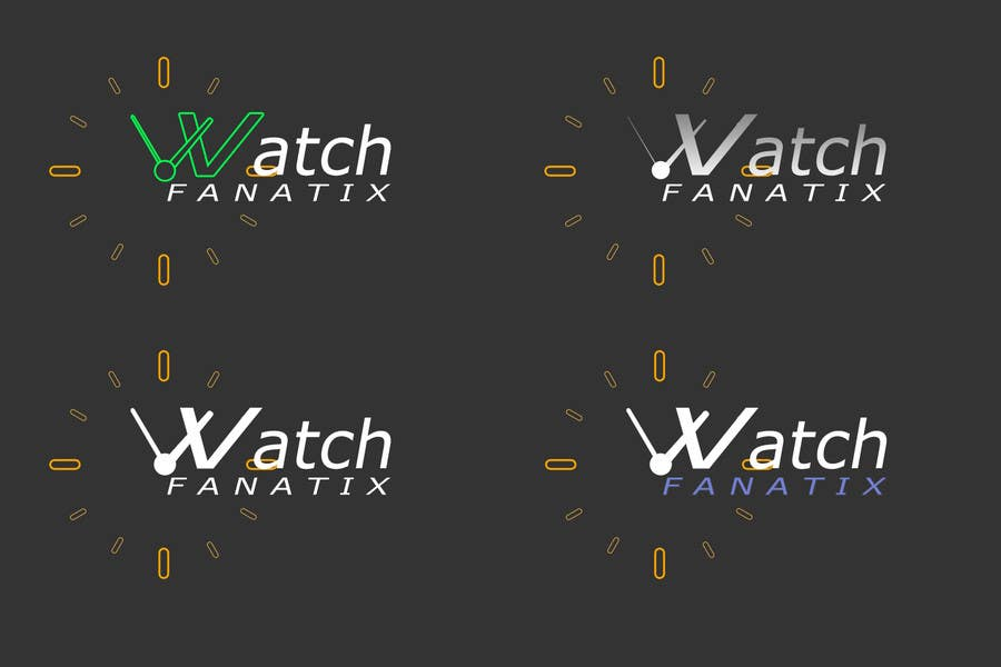 #63 for Design a Logo for watchfanatix.com by dgrozdek
