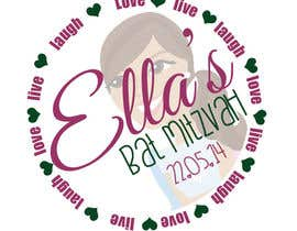 #20 cho Design a Logo for my daughter's bat mitzvah bởi mkdesignking