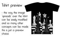 Contest Entry #5 for Chess-Based T-Shirt Design
