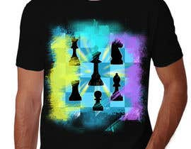 nº 12 pour Chess-Based T-Shirt Design par jonydep