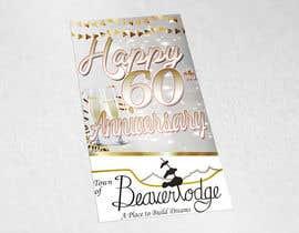 Nro 27 kilpailuun 60th anniversary celebration käyttäjältä cristinaa14