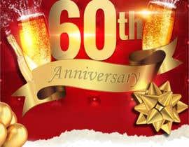 Nro 20 kilpailuun 60th anniversary celebration käyttäjältä alberhoh