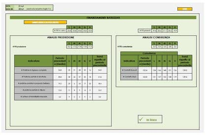 #31 for Excel graphical artist needed to beautify some Excel sheets :) by kamisjava