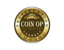 nº 35 pour Design a Logo for Coin Op Preservation Society par Precioussco