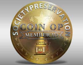 nº 18 pour Design a Logo for Coin Op Preservation Society par bsfromania