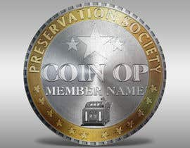 nº 24 pour Design a Logo for Coin Op Preservation Society par bsfromania