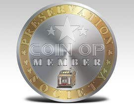#29 for Design a Logo for Coin Op Preservation Society by bsfromania