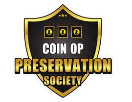 #3 for Design a Logo for Coin Op Preservation Society by infoYesDesign