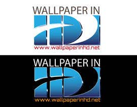 #20 for Design Logo for 6 Wallpaper Websites af andrewdigger