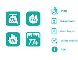 Nro 21 kilpailuun Logo, icons and branding for mobile and web platform käyttäjältä devanhlt