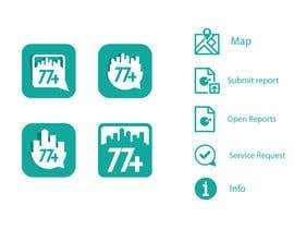 Nro 28 kilpailuun Logo, icons and branding for mobile and web platform käyttäjältä devanhlt