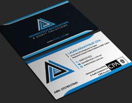#36 for Business card & letterhead design - existing logo by atikul4you