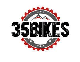 nº 6 pour Design a logo & icon for 35 bikes par kingryanrobles22