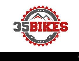 nº 47 pour Design a logo & icon for 35 bikes par kingryanrobles22