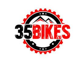 nº 49 pour Design a logo & icon for 35 bikes par kingryanrobles22