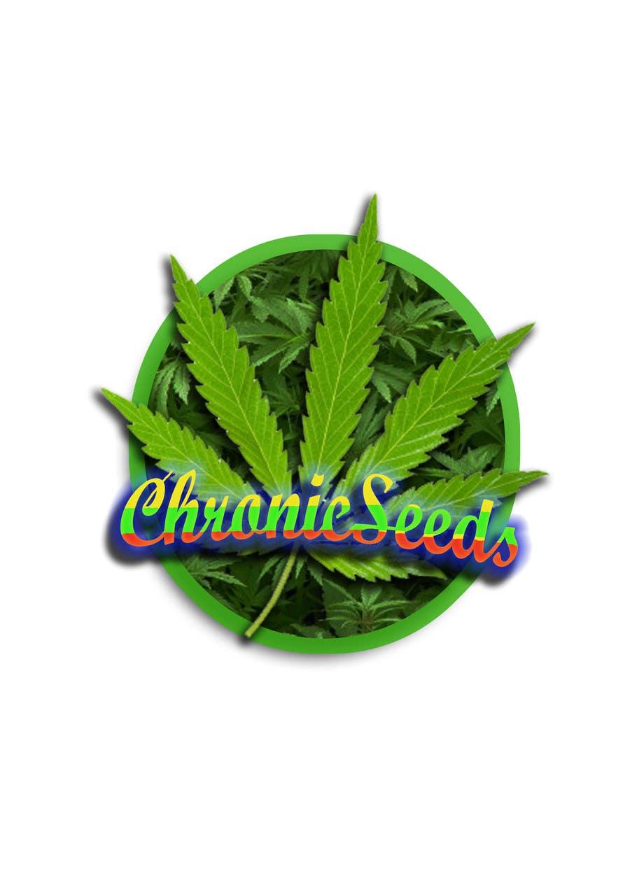 Kilpailutyö #14 kilpailussa Design a Logo for Chronic Marijuana Seeds
