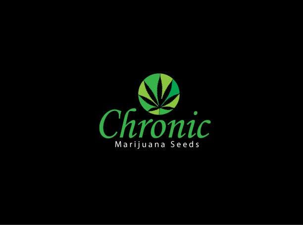 Kilpailutyö #27 kilpailussa Design a Logo for Chronic Marijuana Seeds
