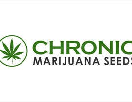 #7 untuk Design a Logo for Chronic Marijuana Seeds oleh kristiyan96