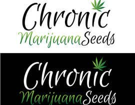 #11 for Design a Logo for Chronic Marijuana Seeds by dclary2008