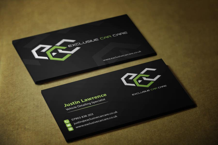 Entry #41 by mamun313 for Design some Business Cards for Exclusive ...