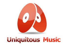 #23 para Design a Logo for Uniquitous Music por rahtech
