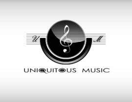 #31 cho Design a Logo for Uniquitous Music bởi irvansputra90