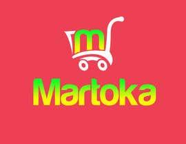 #21 para Logo design for  Martoka.com por fireacefist