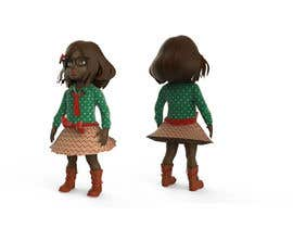 ksili tarafından Design a Beautiful Black Girl Doll için no 4
