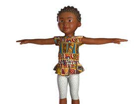 Bacvu tarafından Design a Beautiful Black Girl Doll için no 10
