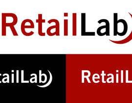 """#18 untuk Diseño de Logo """"RetailLab"""" oleh miguelfirewolf"""
