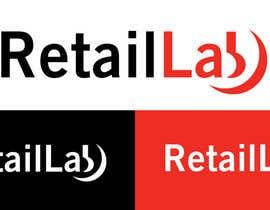 """#28 untuk Diseño de Logo """"RetailLab"""" oleh miguelfirewolf"""