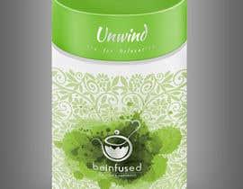 Nro 66 kilpailuun Design print packaging for herbal tea brand käyttäjältä madlabcreative