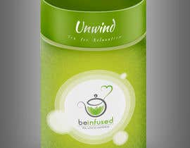 Nro 69 kilpailuun Design print packaging for herbal tea brand käyttäjältä madlabcreative