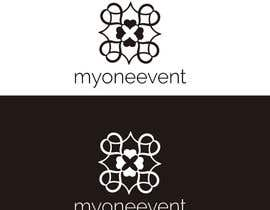 #86 for Design Modern 'myoneevent' logo by namikaze005