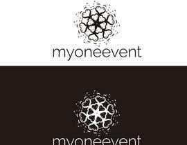 #88 for Design Modern 'myoneevent' logo by namikaze005