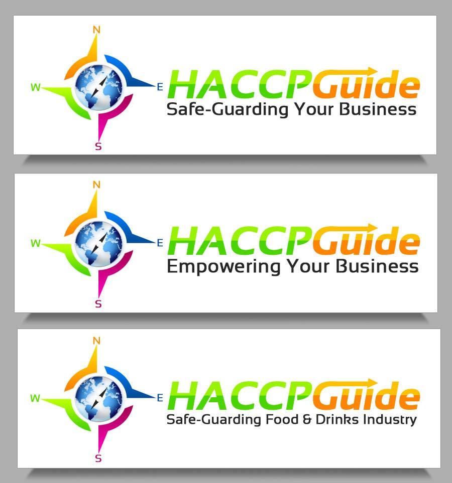 """Bài tham dự cuộc thi #                                        277                                      cho                                         Logo Design for company named """"HACCP Guide"""""""