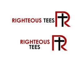 Nro 114 kilpailuun Righteous Tees Logo käyttäjältä srsdesign0786