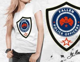 Nro 8 kilpailuun Police Supporter Flag/Graphic Design käyttäjältä Naumovski
