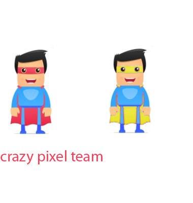 Bài tham dự cuộc thi #                                        8                                      cho                                         Design an awesome vector logo for a superhero character -